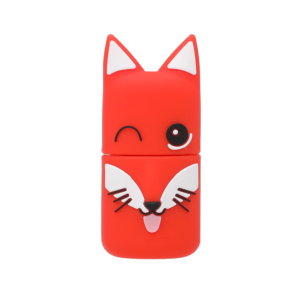 Photo: Maison Kitsuné 3D Fox Head USB Key