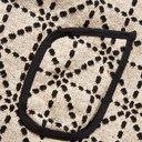 KAPITAL - Sashiko-Stitched Knitted Gilet - Men - Ecru