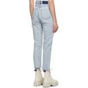 Ksubi Blue Chlo Wasted Jeans