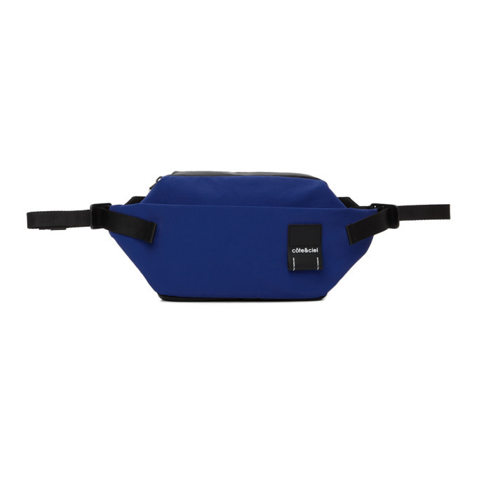 Photo: Cote and Ciel Blue and Black Isarau S POPaccent Pouch