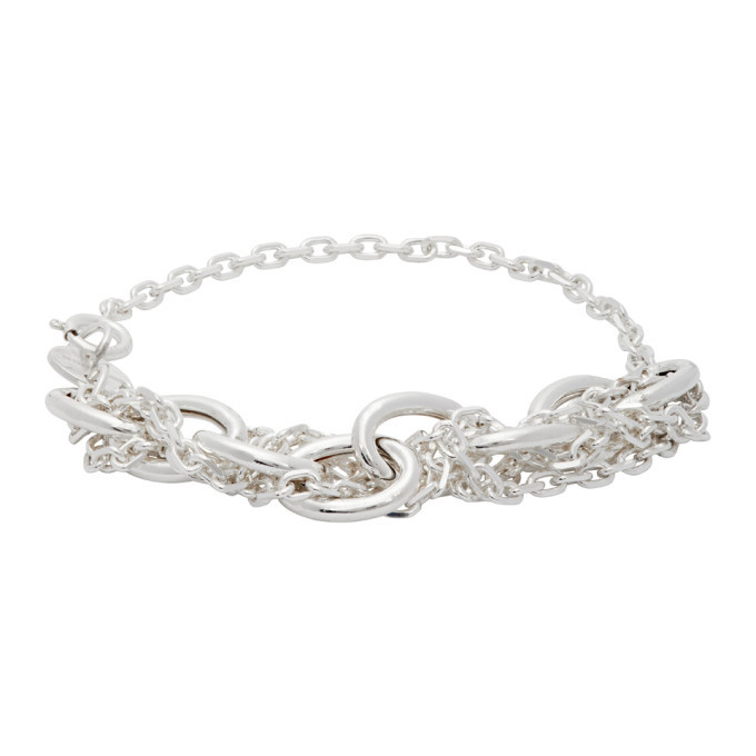Photo: Chin Teo Silver Valyria Bracelet