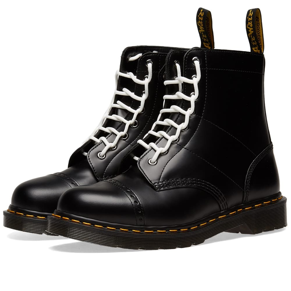 Photo: Dr. Martens x Needles Zip Boot