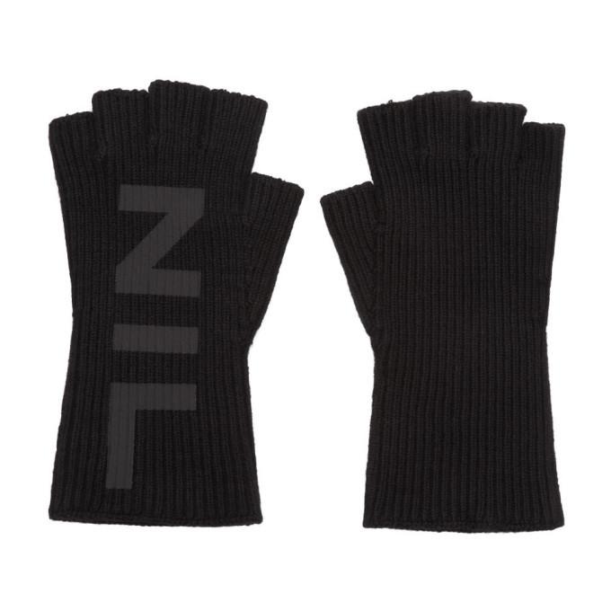 Photo: Julius Black Nilos Fingerless Gloves
