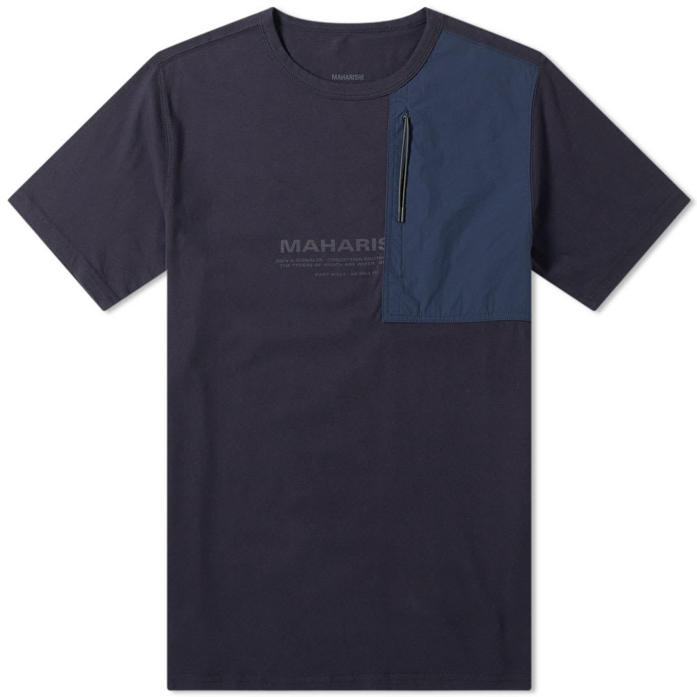 Photo: Maharishi Tech Travel Tee