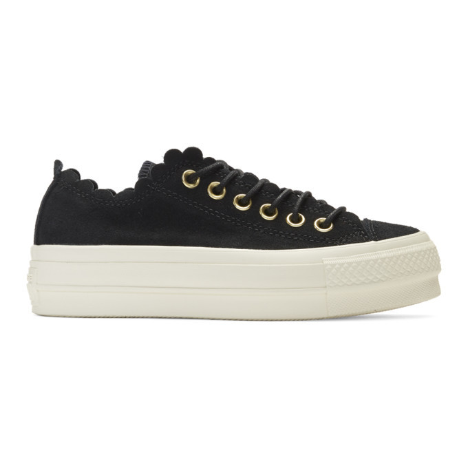 Star Lift Frilly Thrills Sneakers Converse