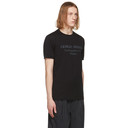 Giorgio Armani Black Borgonuovo T-Shirt