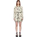 3.1 Phillip Lim Ivory Shirt Dress