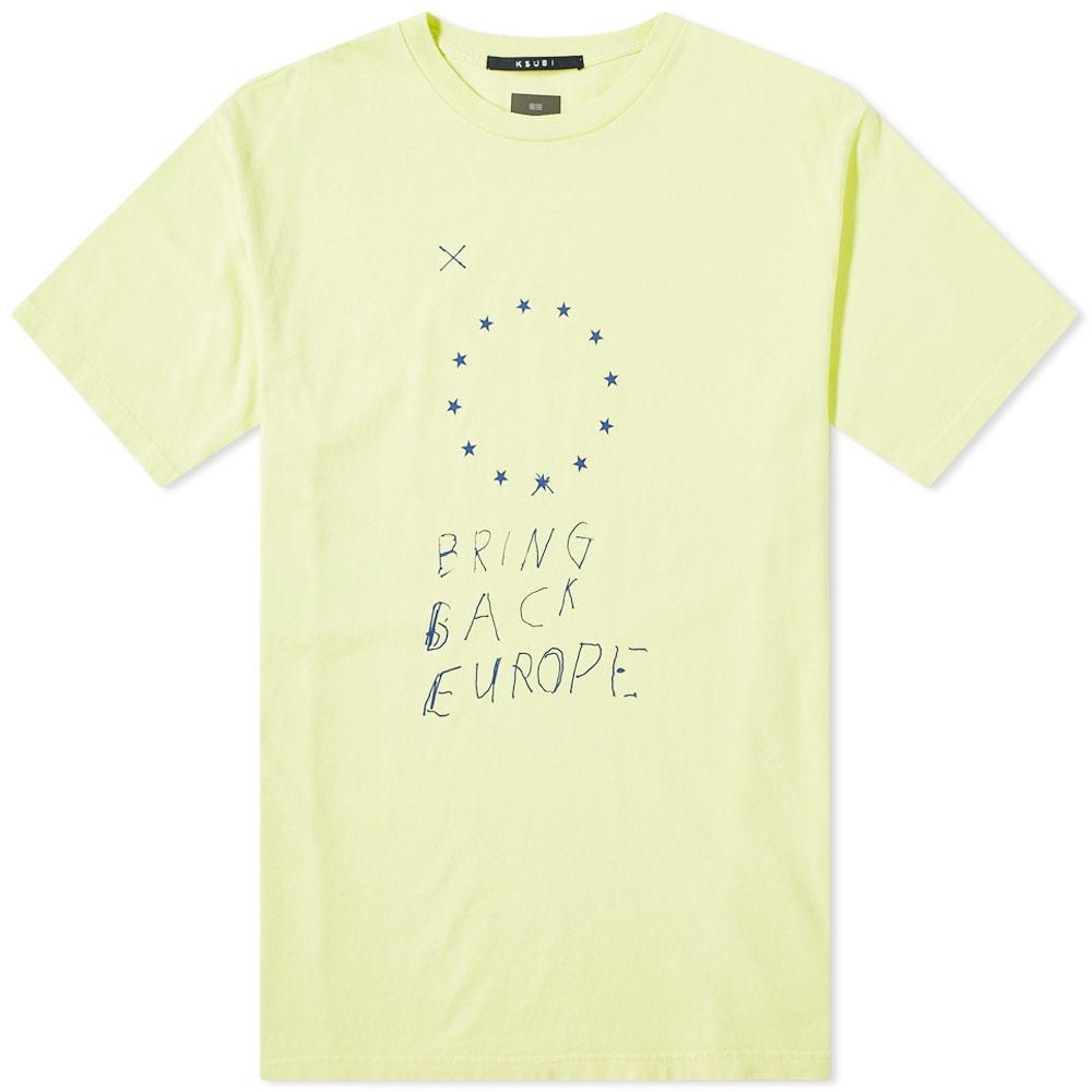 Ksubi Bring Back Europe Tee