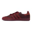 adidas Originals Burgundy Jonah Hill Edition Samba Sneakers