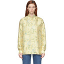 Martine Rose Yellow Tessanne Shirt