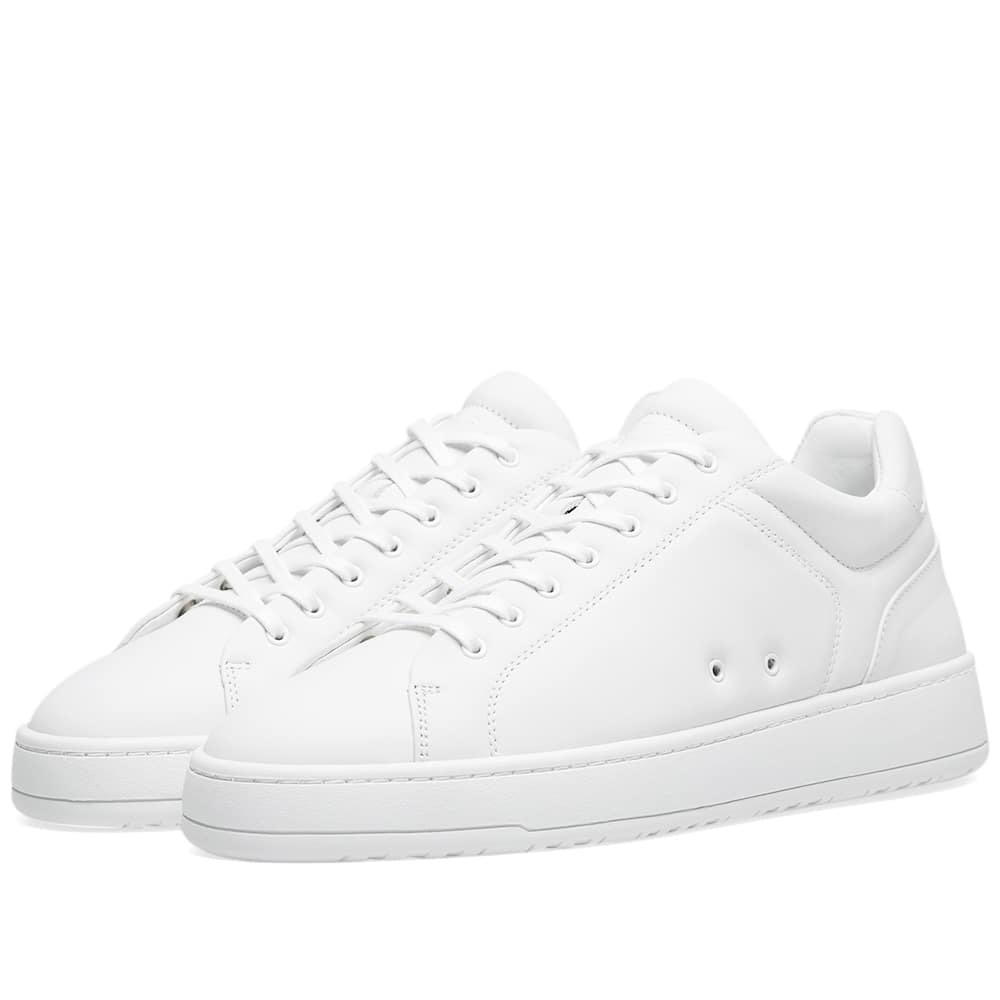 Photo: ETQ. Low Top 4 Sneaker White