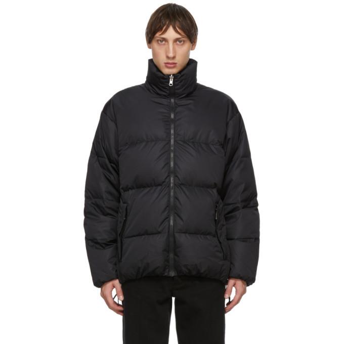 Photo: Tanaka Reversible Black Down Jacket