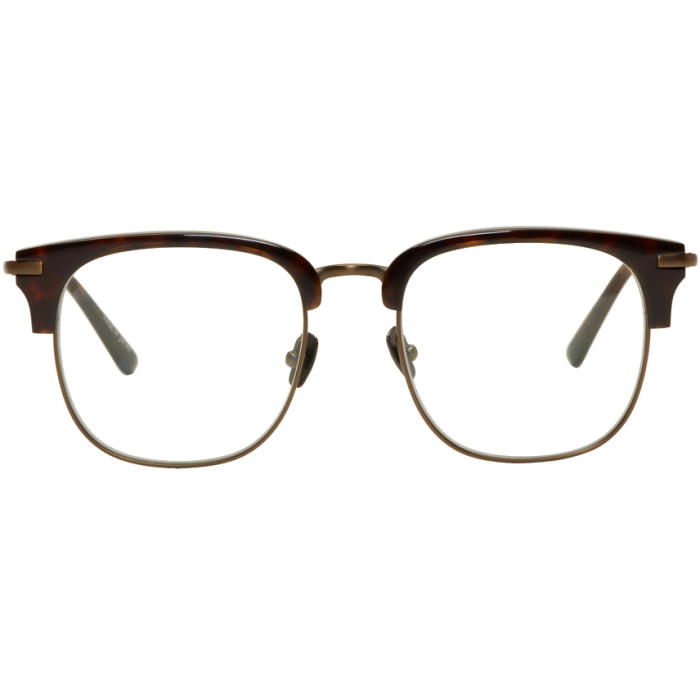 Belstaff Tortoiseshell Marvin Glasses