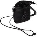 MCQ Black Ripstop Shoulder Bag