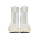 1017 Alyx 9SM White Rubber Sole Chelsea Boots