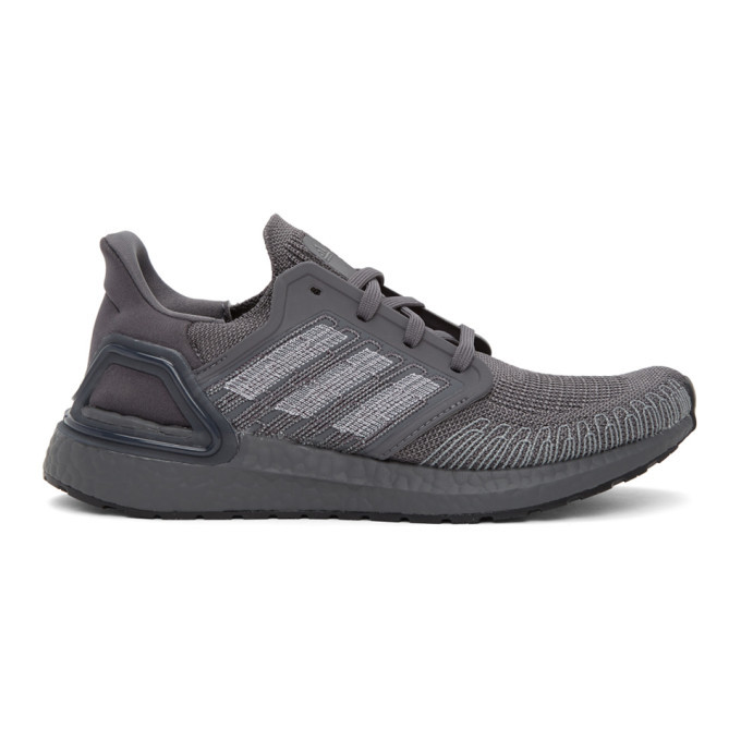 adidas Originals Grey Ultraboost 20 Sneakers