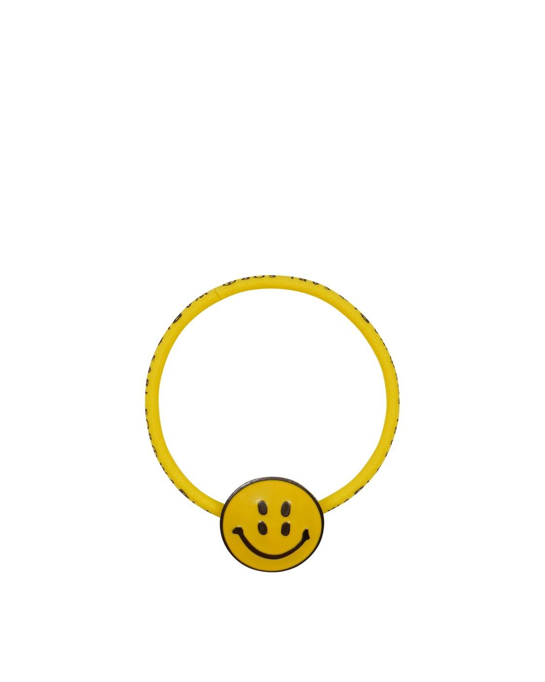 Kapital Rain Smile Concho Headband Yellow