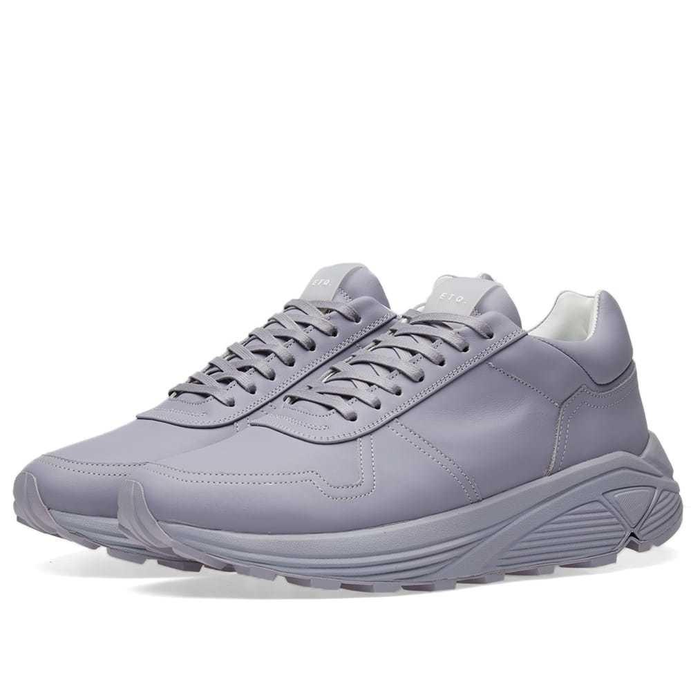 Photo: ETQ. Delta Full Grain Runner Sneaker Purple