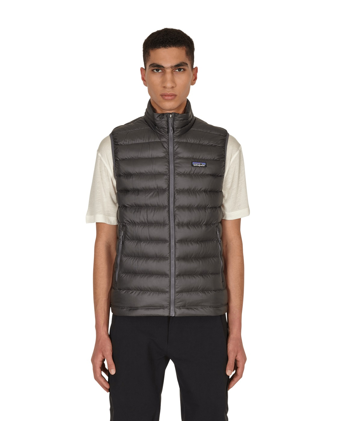 Photo: Patagonia Down Sweater Vest Forge