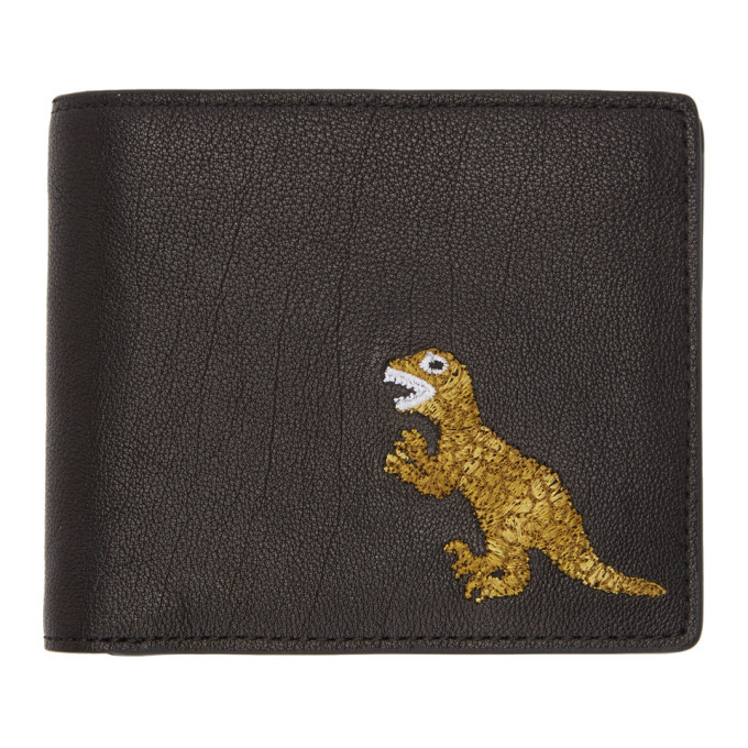 Photo: PS by Paul Smith Black Dino Wallet