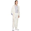 MCQ Off-White Glow-In-The-Dark Blouson Jacket