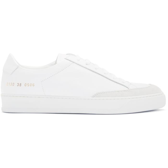 Tennis Pro Sneakers Common Projects