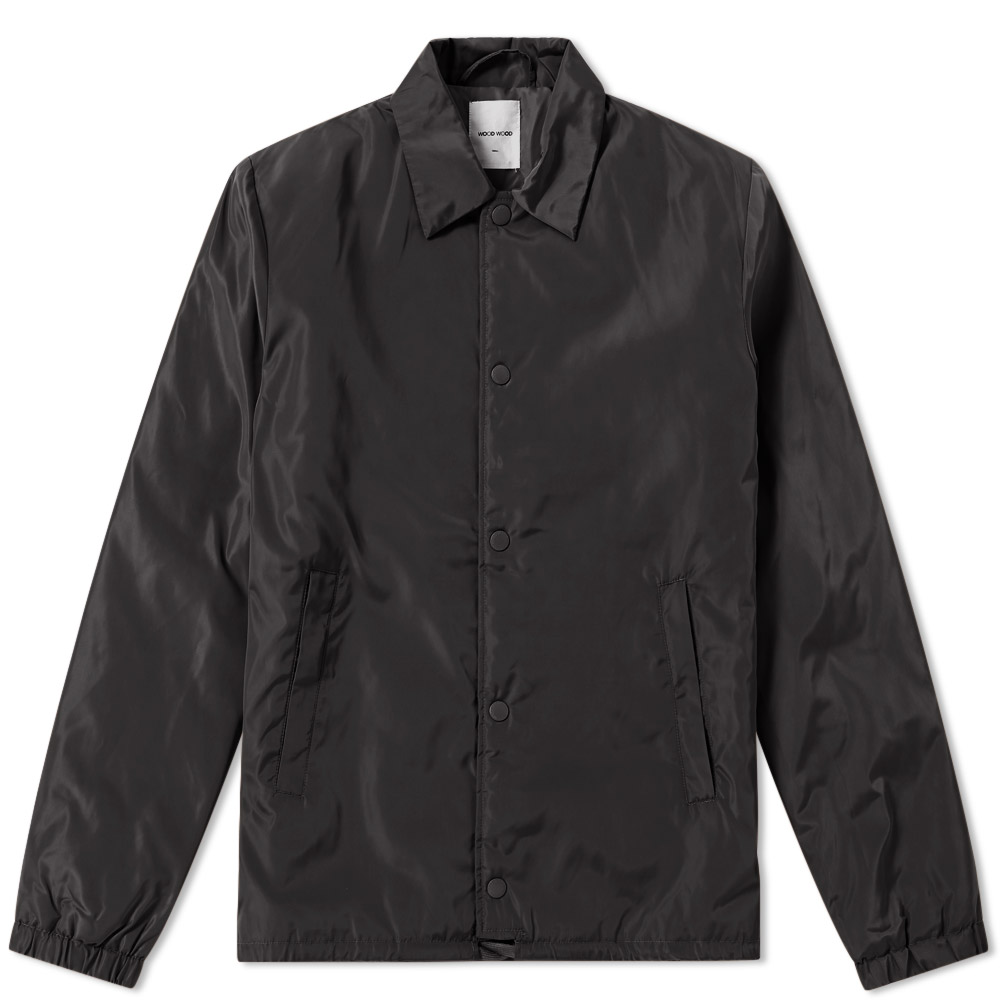 Wood Wood Kael Jacket Black