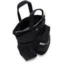 Sacai Black Porter Edition Small Pocket Bag