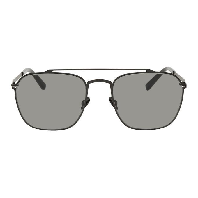Photo: Maison Margiela Black Mykita Edition MMCRAFT006 Sunglasses