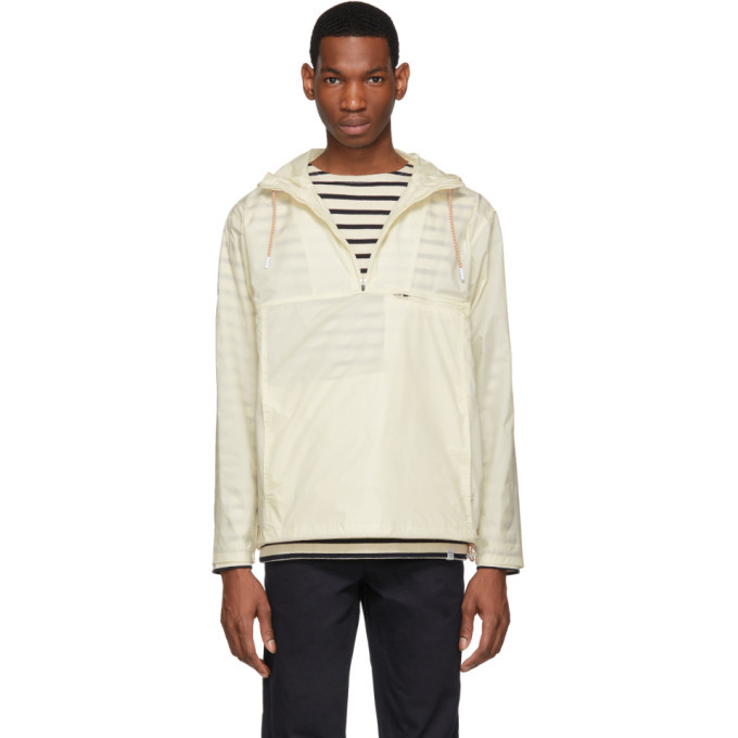 Photo: Norse Projects Off-White Marstrand Anorak Jacket