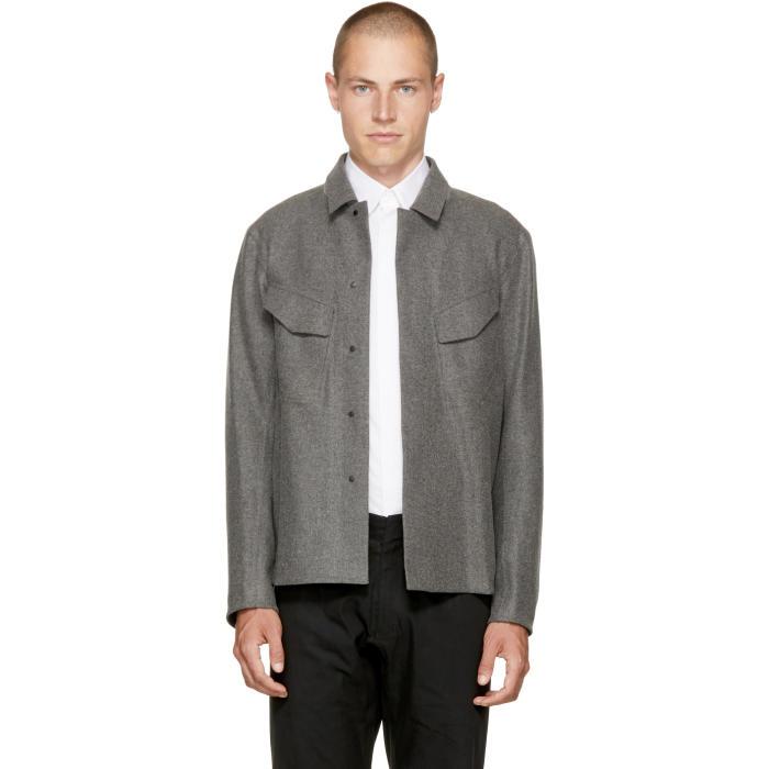 Arcteryx Veilance Grey Haedn Shirt