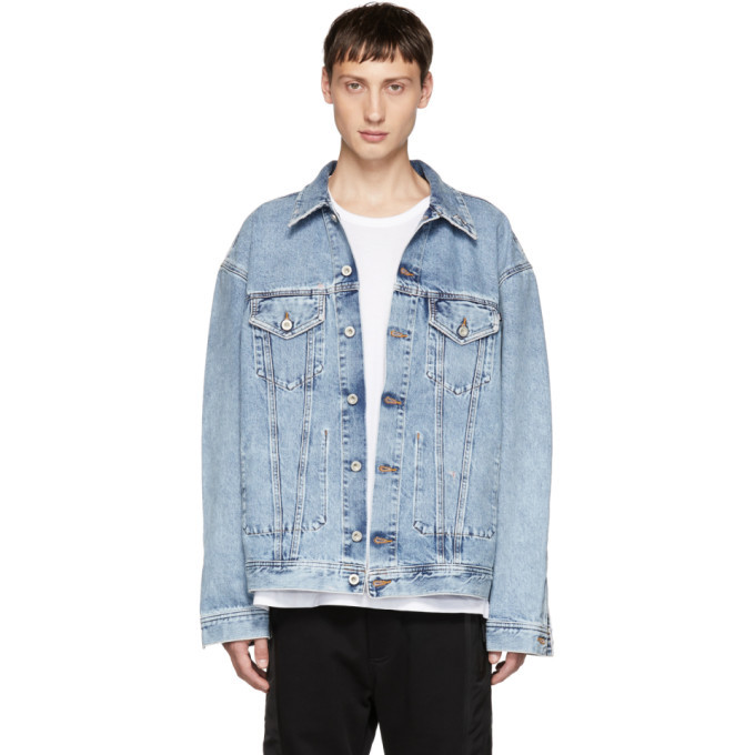 Photo: Diesel Blue Dwano Denim Jacket