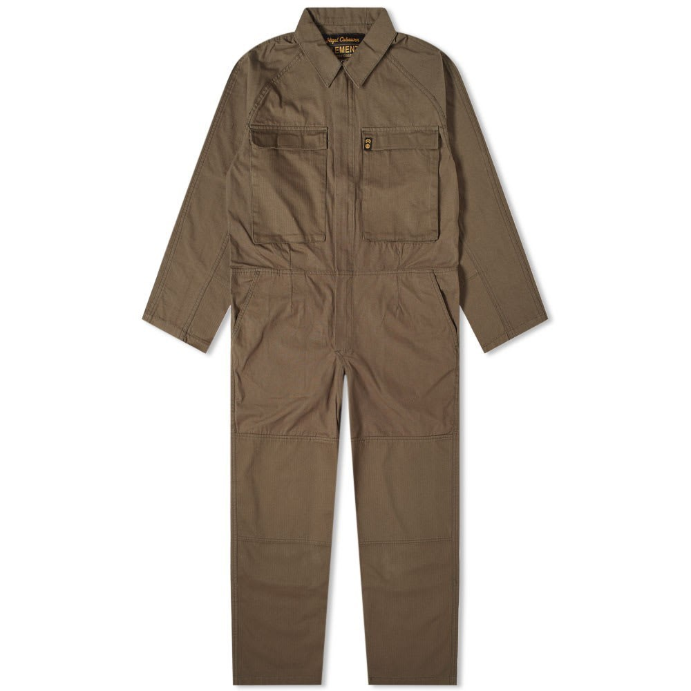 Photo: Nigel Cabourn x Element Sawyer Coverall