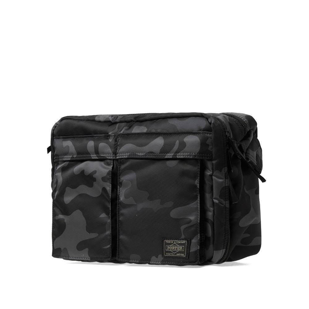Head Porter Jungle Camo Shoulder Bag Head Porter 745159c204