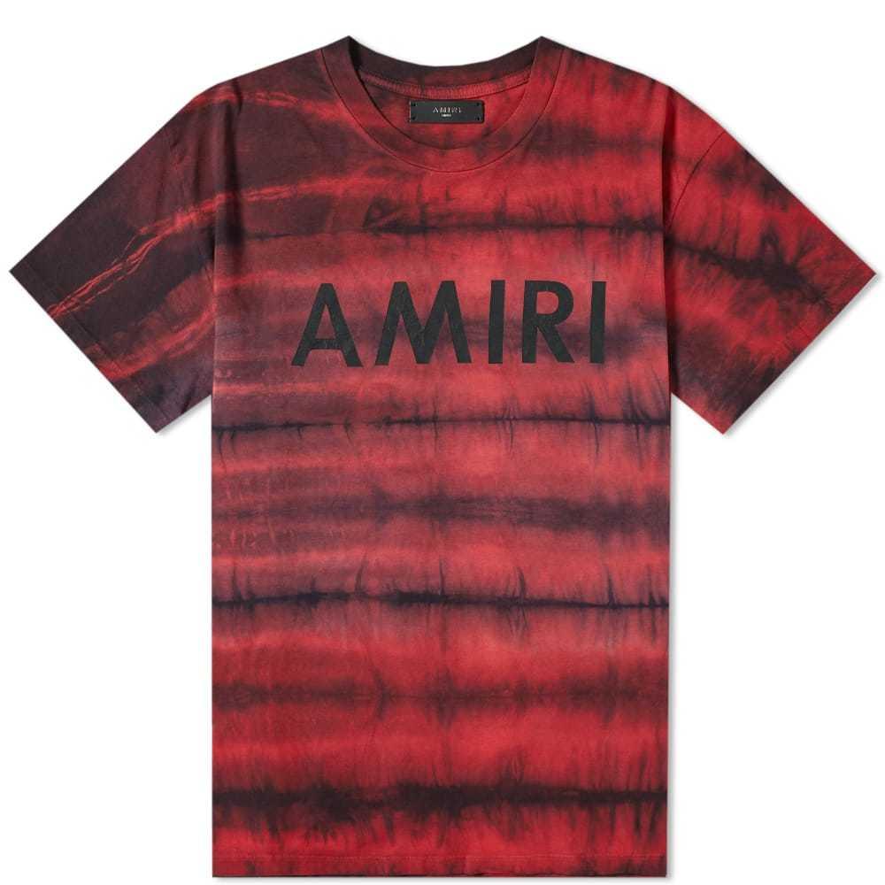 Photo: AMIRI Tie Dye Logo tee