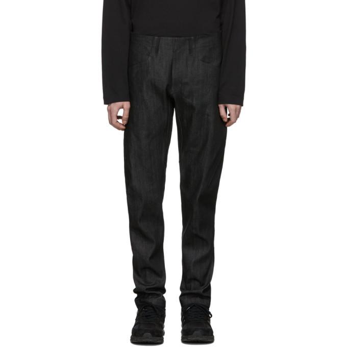 Photo: Veilance Black Cambre Jeans