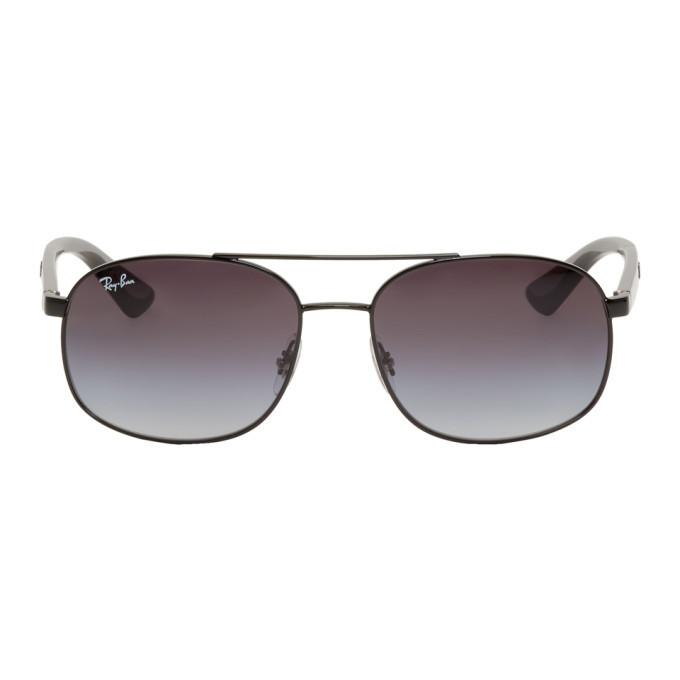 Photo: Ray-Ban Black Square Sunglasses