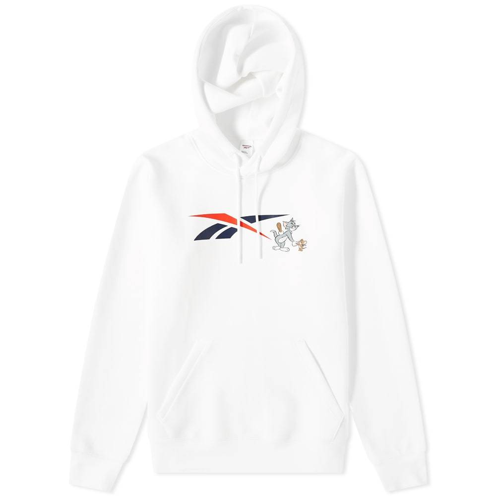 Photo: Reebok x Tom and Jerry Graphic Hoody