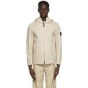 Stone Island Off-White Cordura® Detachable Hood Jacket
