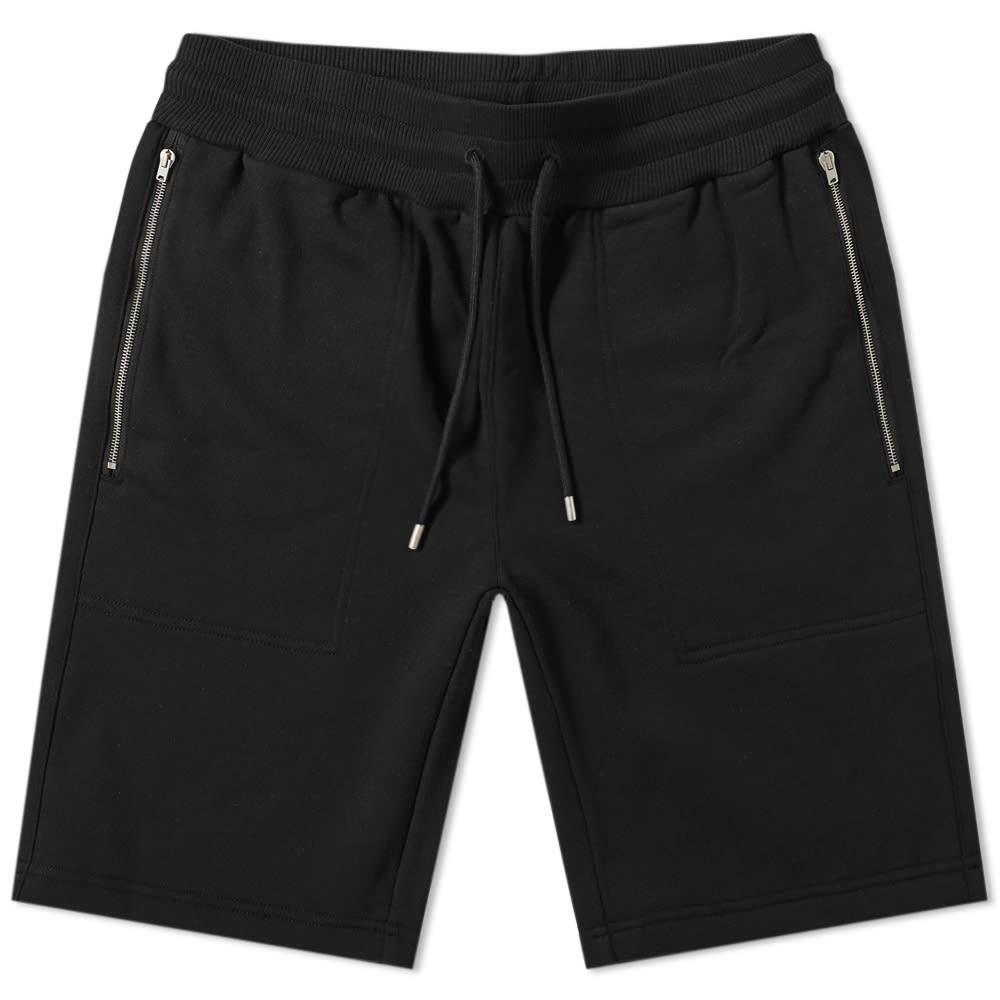 1017 ALYX 9SM Axel Sweat Short Black