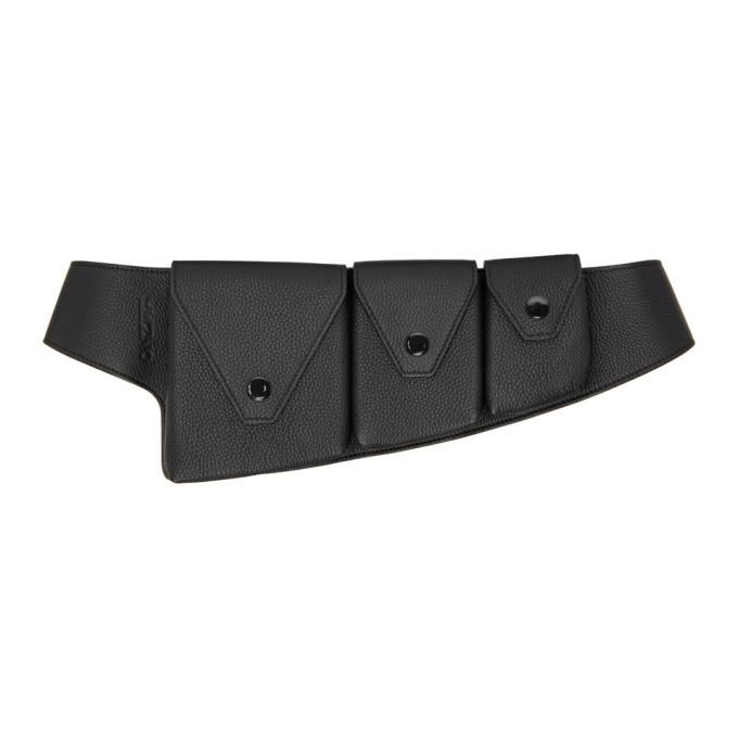 Photo: Kenzo Black Onda Utility Belt Pouch