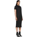 Alyx Black Polo Shirt Dress
