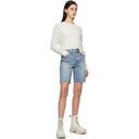 Ksubi Blue Brooklyn Shorts