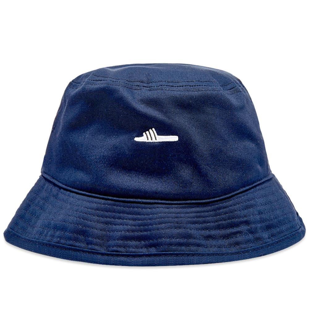 Photo: Adidas Adilette Bucket Hat