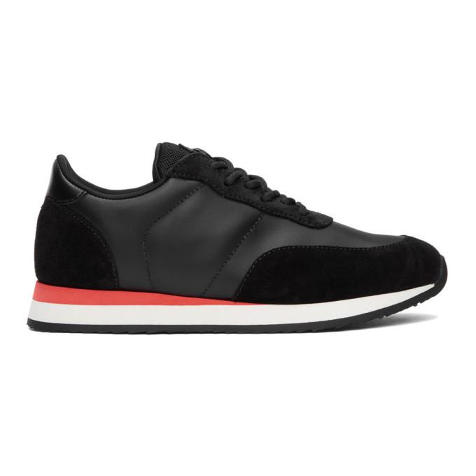 Photo: Giuseppe Zanotti Black Jimi Sneakers