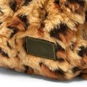 Sacai x Porter-Yoshida & Co. Leopard Faux Fur Waist Bag