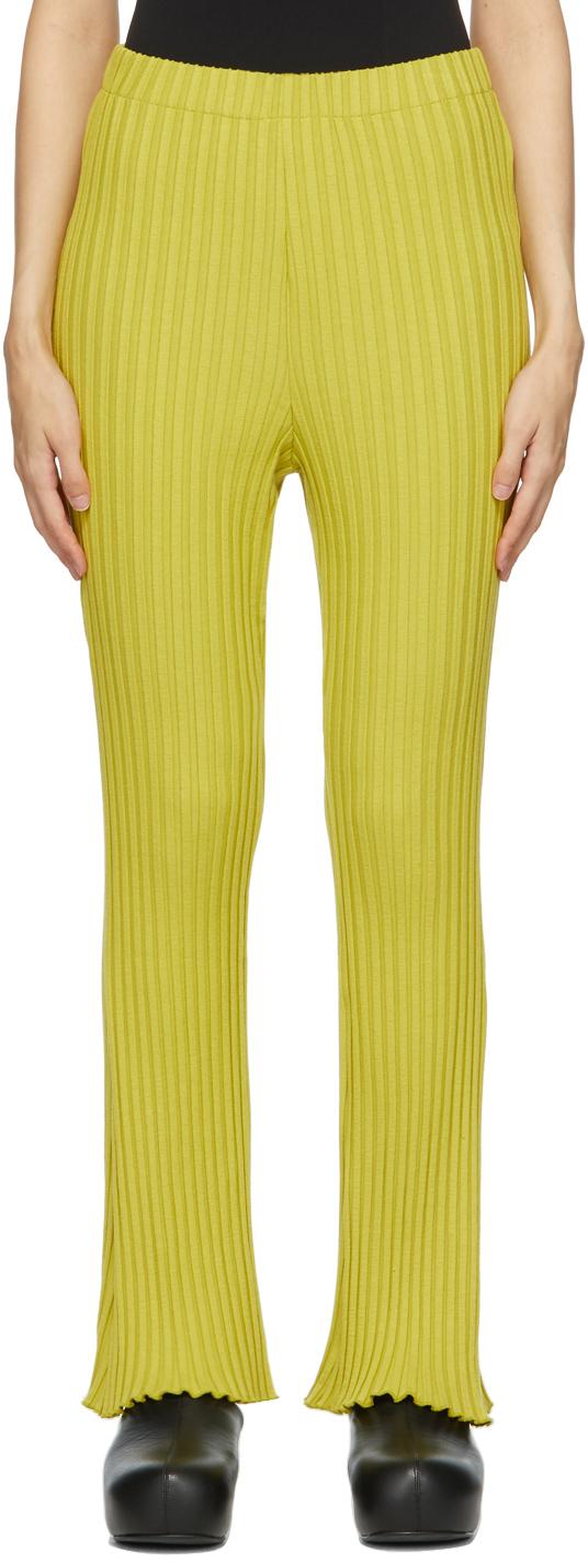 Photo: Simon Miller Yellow Cyrene Lounge Pants