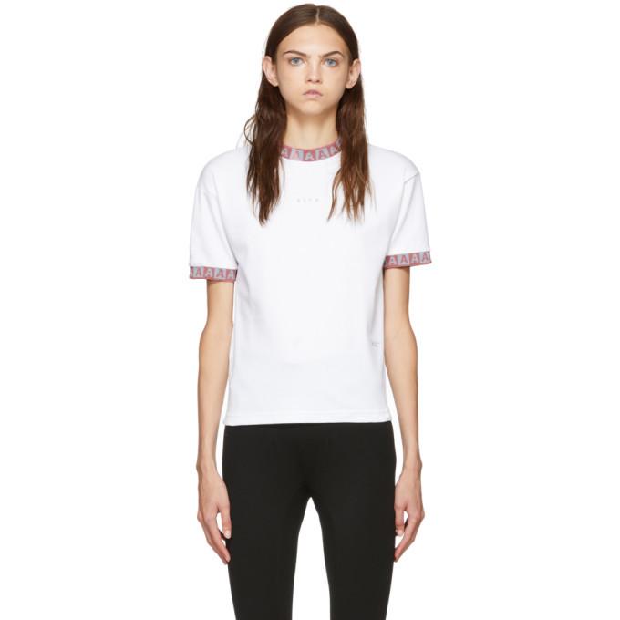 Alyx White Logo Sport T-Shirt