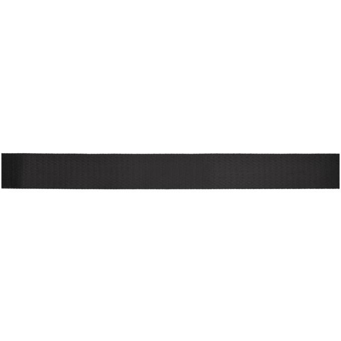 Y-3 Black Street Belt
