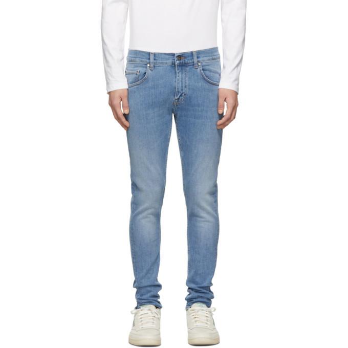 Photo: Tiger of Sweden Jeans Blue Slim Jeans
